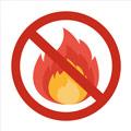 Señal de prohibido fuego