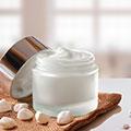 Crema natural calmante para la piel