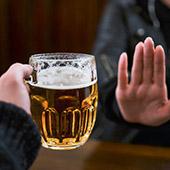 Vaso de Alcohol