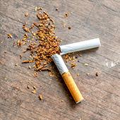 Cigarro partido