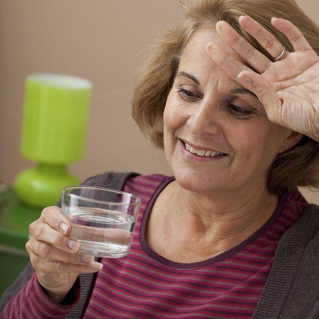 Omega 3 para aliviar síntomas en la menopausia