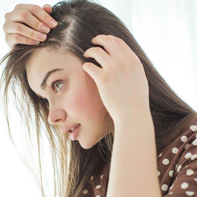 Diferencias entre adelgazamiento y perdida de cabello
