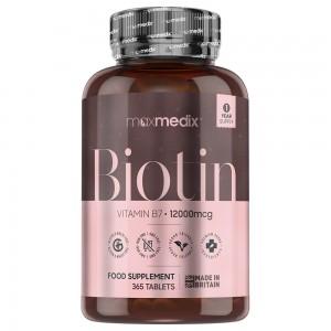 maxmedix Biotin 365 Tablets