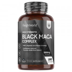 Complejo de Maca Negra | Suplemento Energizante Natural