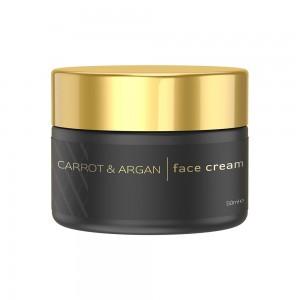 Crema Facial de Zanahoria y Argán de Eco Masters