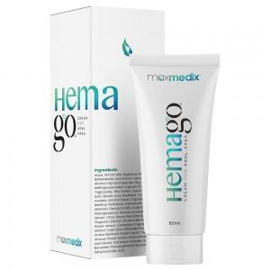 maxmedix HemaGo Crema 60ml Crema