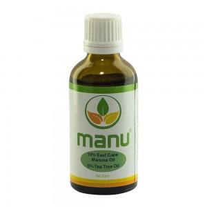 Aceite De Manuka y Árbol De Té