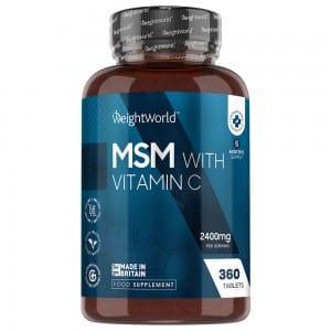 MSM con Vitamina C