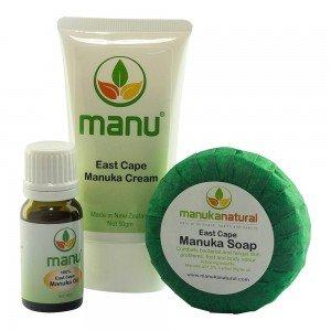 Combo de productos de manuka para hongos