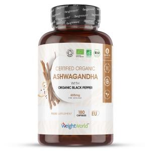 Ashwagandha | Suplemento Natural de Bienestar