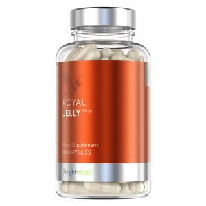 Jalea Real - Suplemento Natural de Inmunidad - 60 Cápsulas