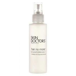 Botella y pack de Hair No More Spray