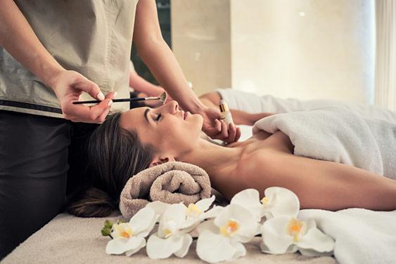 Terapia de masaje tradicional